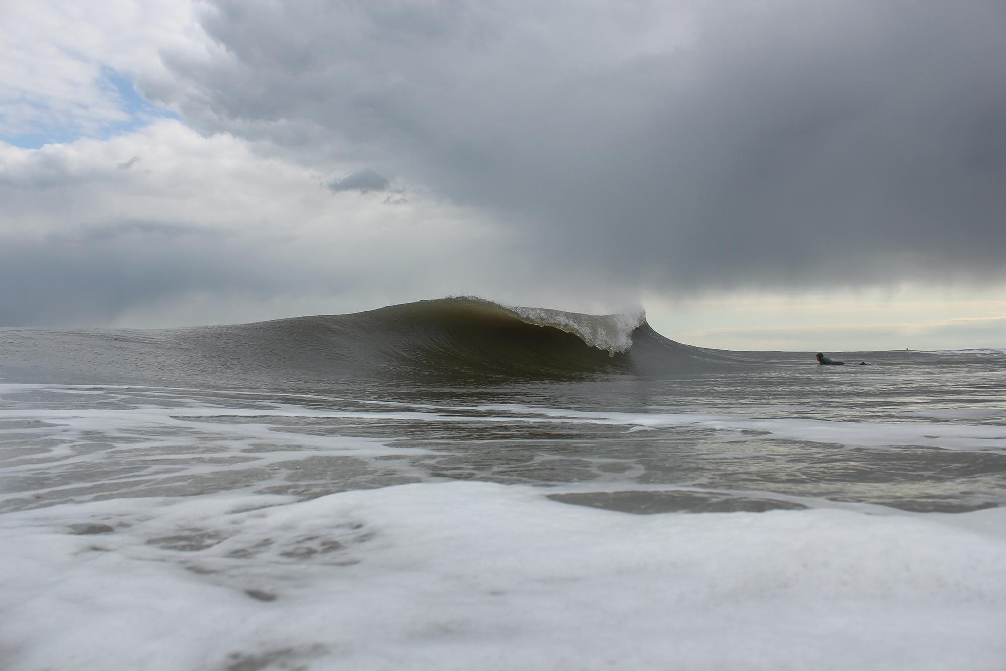 Ocean City Surf Report Forecast Map Of Ocean City Surf Spots