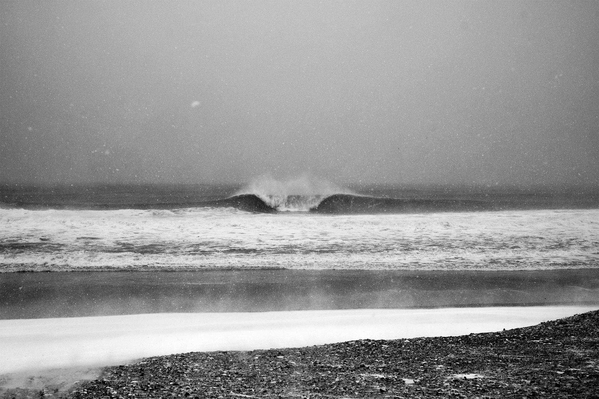 Surf Then Hibernate from the Cold: Winter is Here, East Coast
