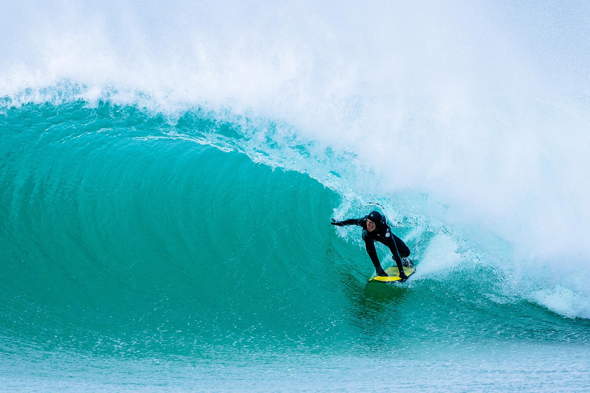 Surfing Tasmania\'s Most Fickle, Most Perfect Beachbreak - Surfline