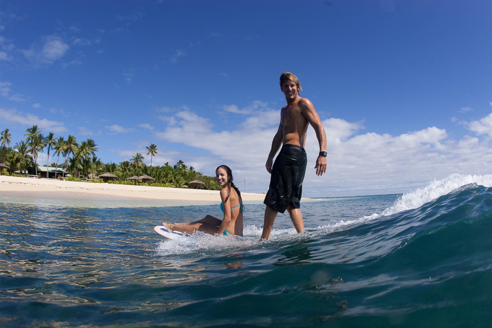 Learn to Surf: The Fundamentals with Andy Irons - Su...