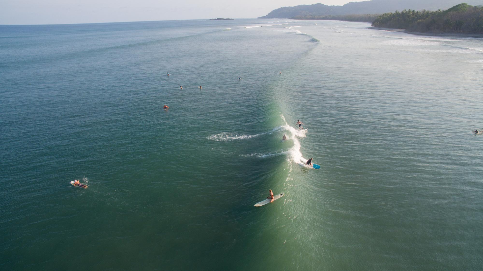 escuela de surf santa teresa