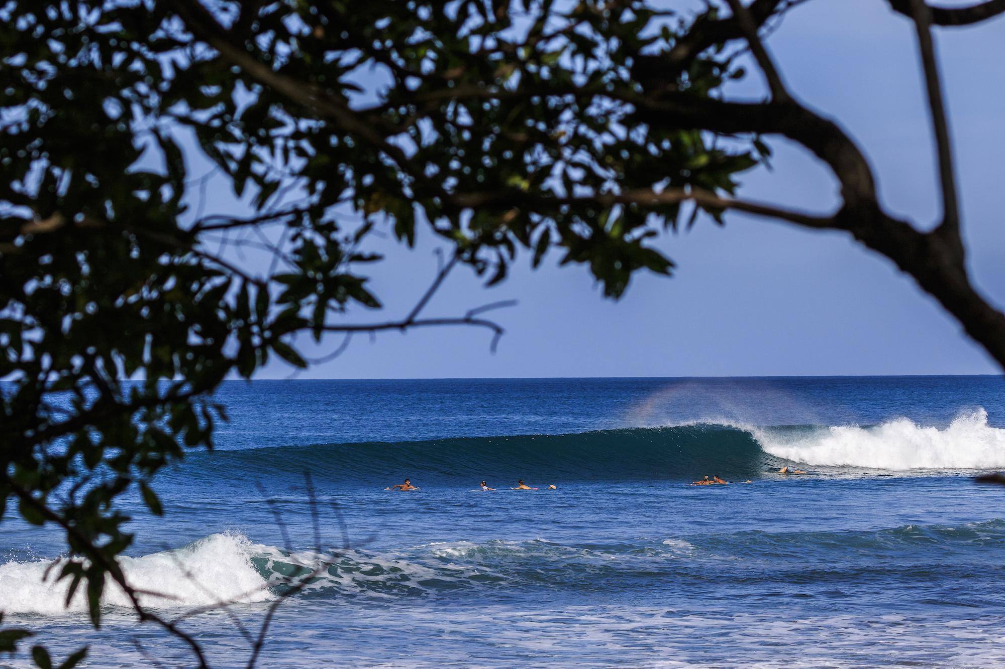 surf de verano en costa rica