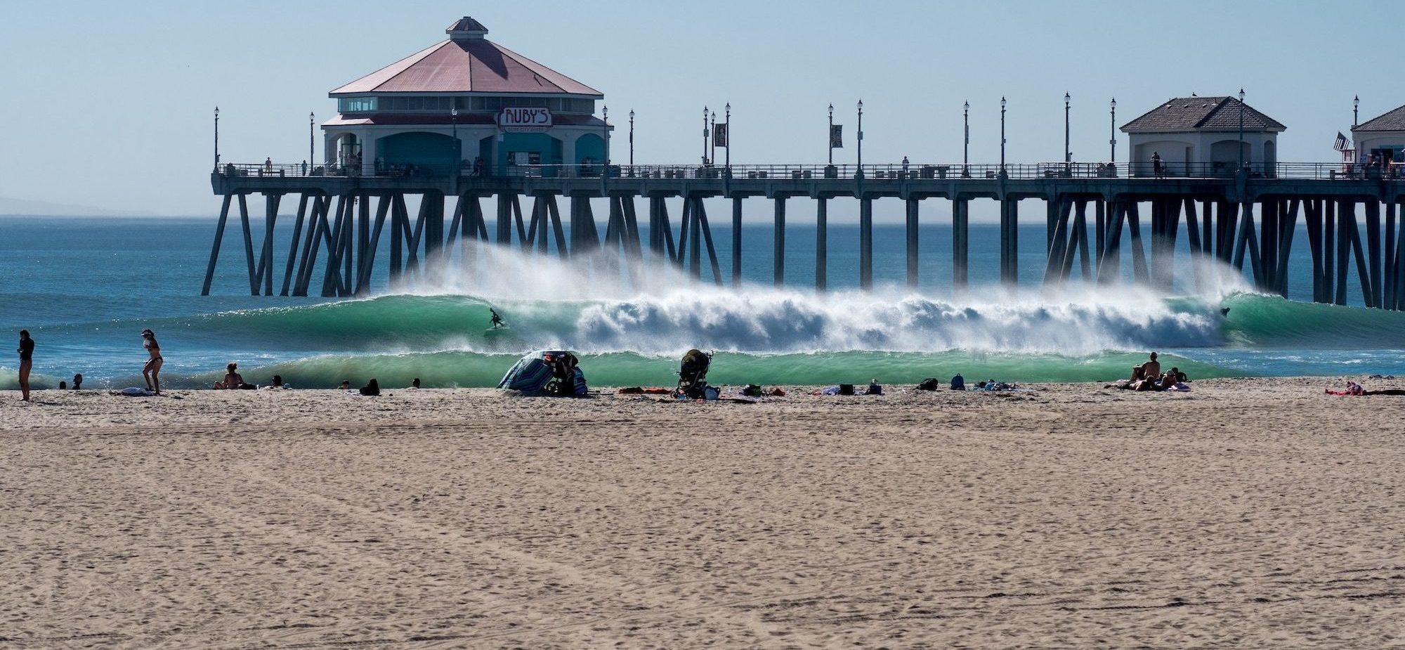 Spot Check: Huntington Beach Pier - Surfline