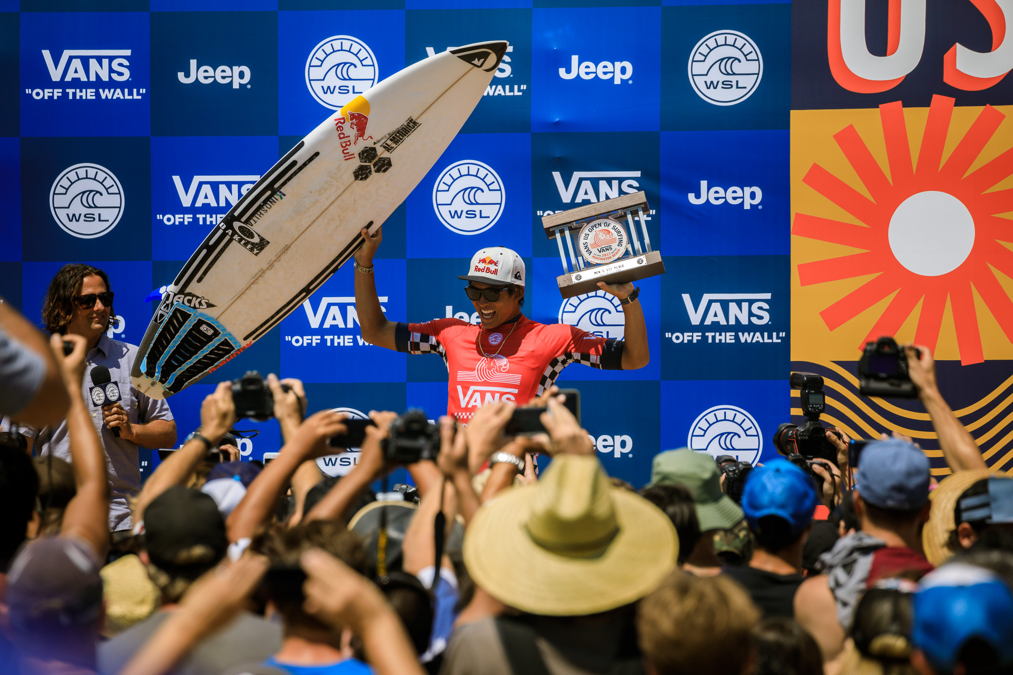 2586b951e2 Welcome to Crazy  The Vans US Open of Surfing - Surfline