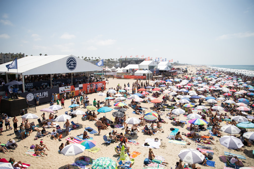 17ad06a1eba81a Welcome to Crazy  The Vans US Open of Surfing - Surfline