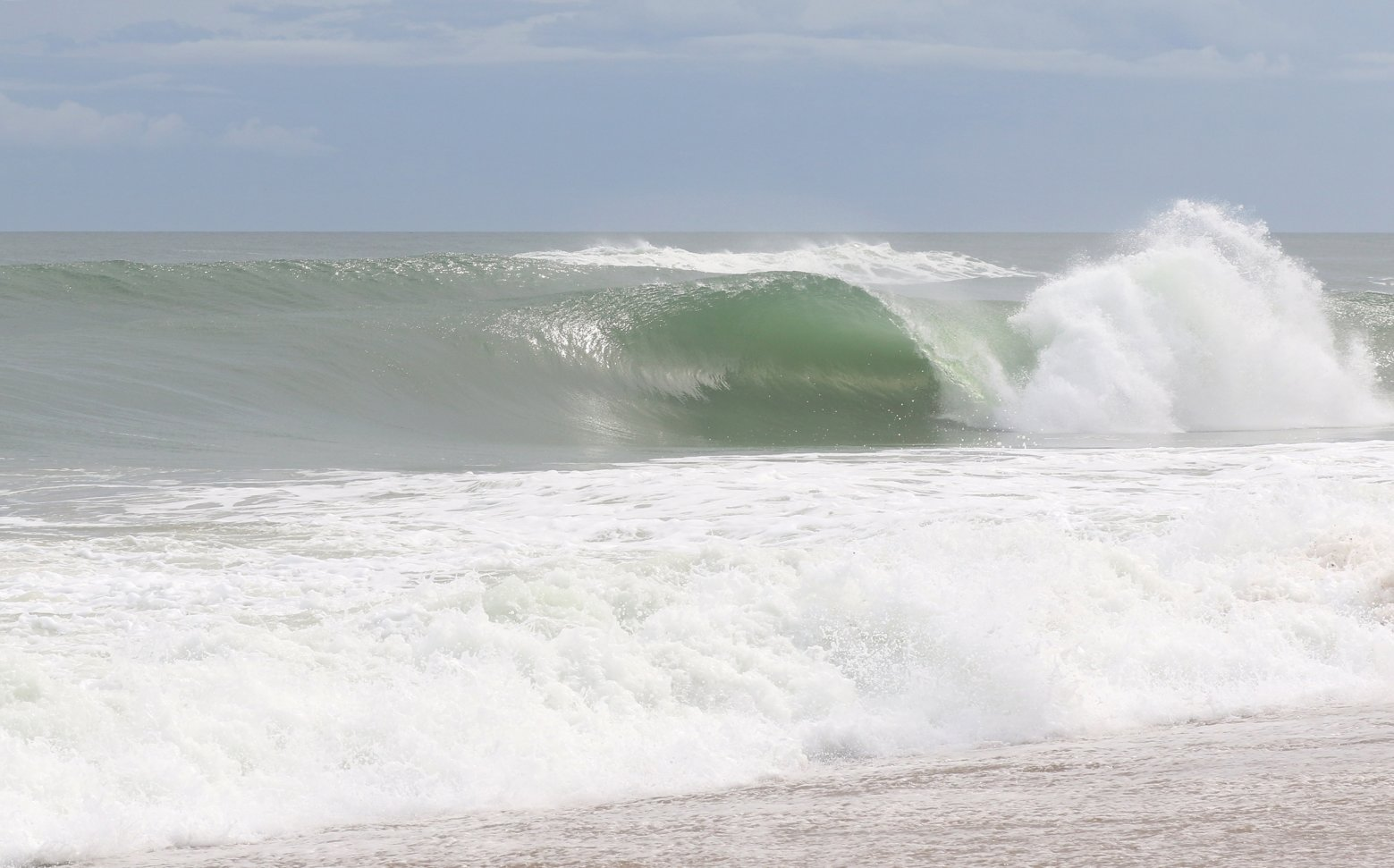 Summer Brain Freeze on the Outer Banks?