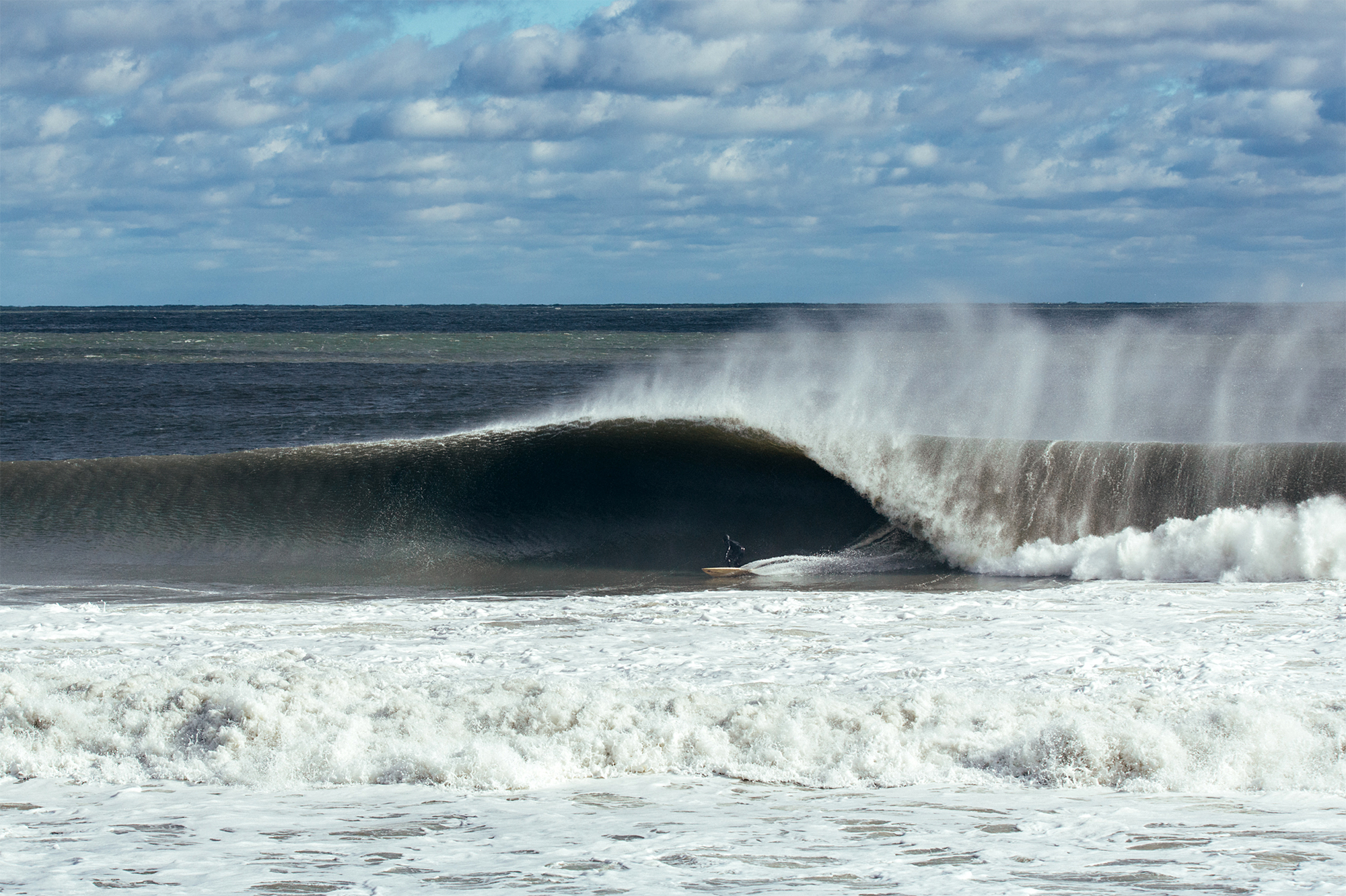 Slam Dunk Swell' Breaks the Boards in New Jersey - Surfline