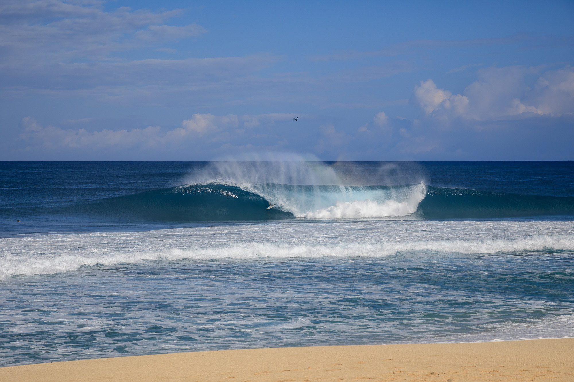 Mechanics of Pipeline -- How Surfing's Most Hollow, Hallow