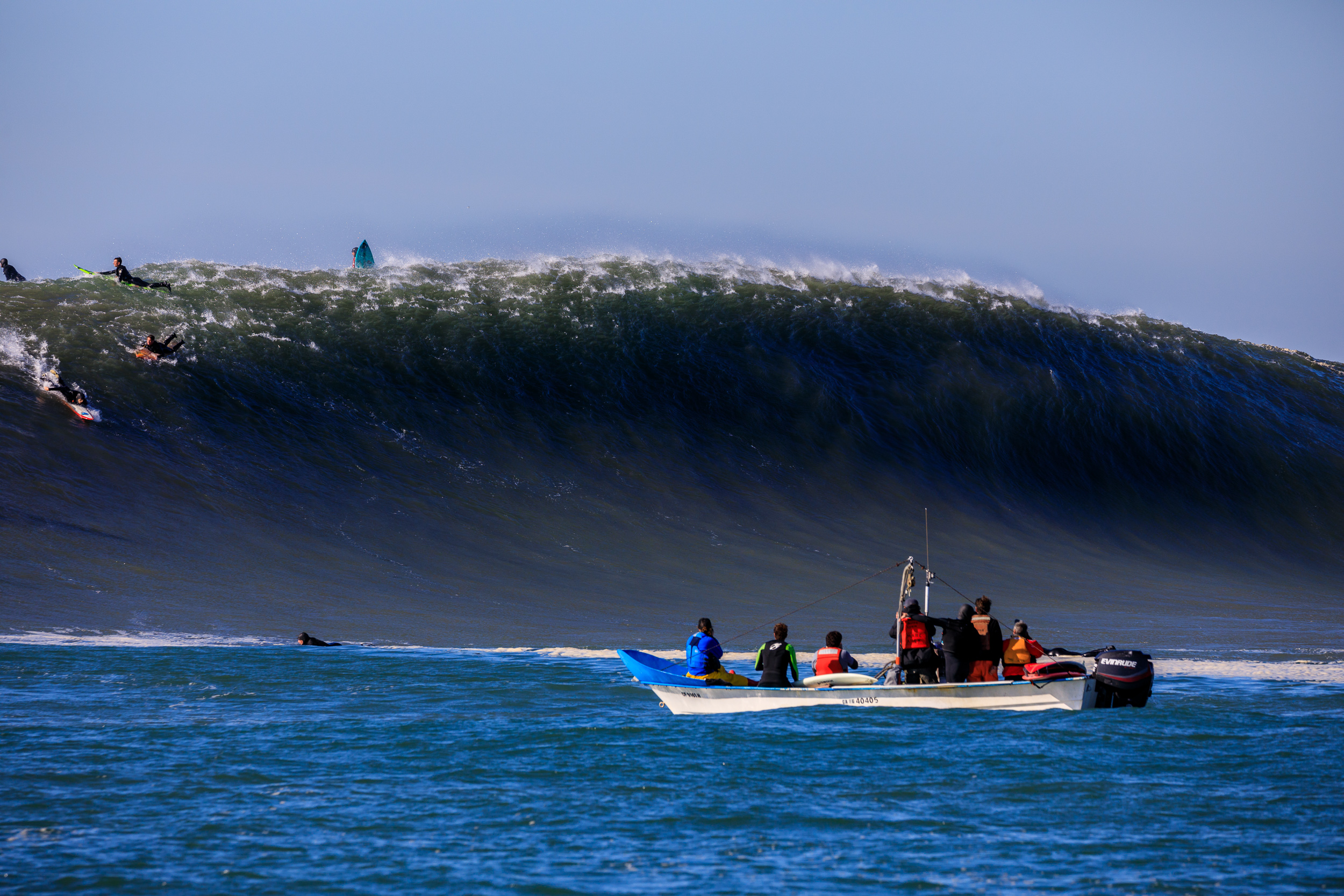 Mechanics of Maverick's: Breaking Down California's Iconic XL Wave