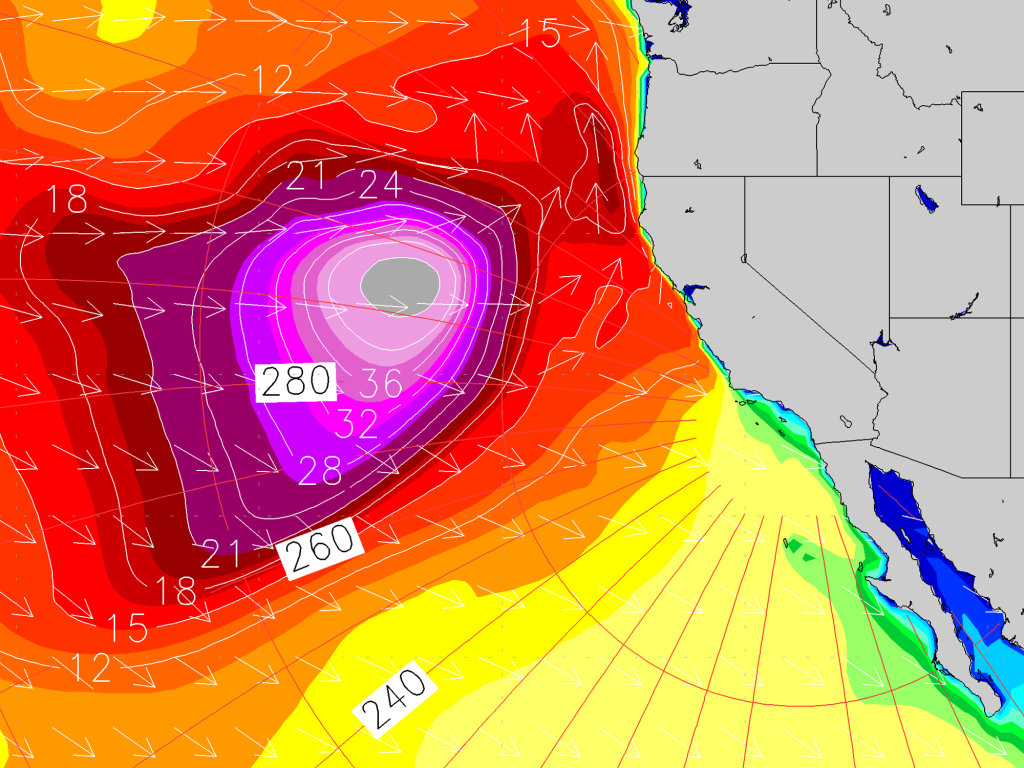 Global Surf Forecasts for Swell & Wave Predictions - Surfline