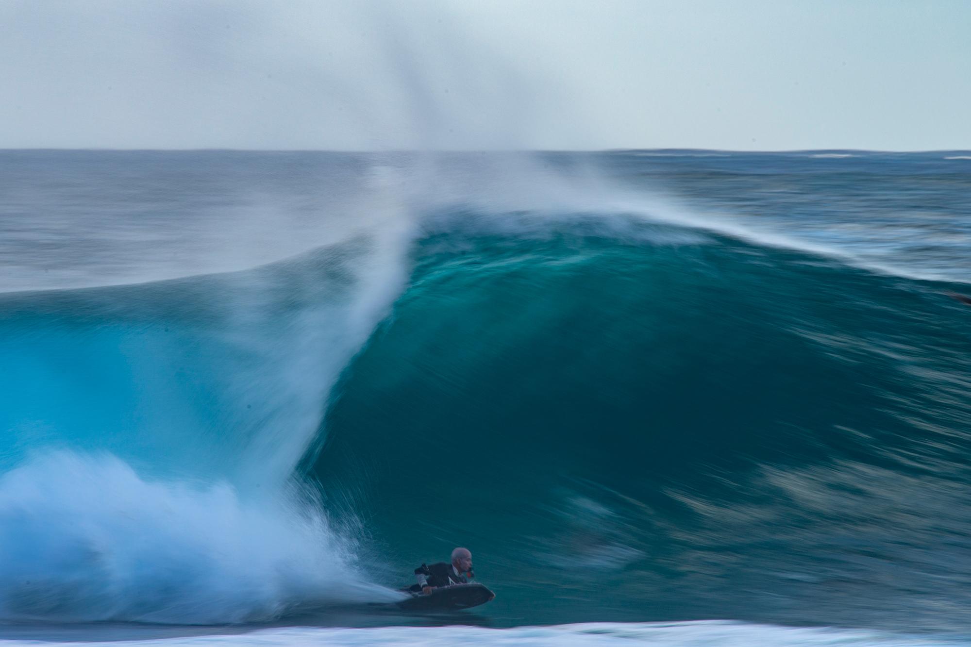 Bodyboarder Dies At Pipeline Surfline