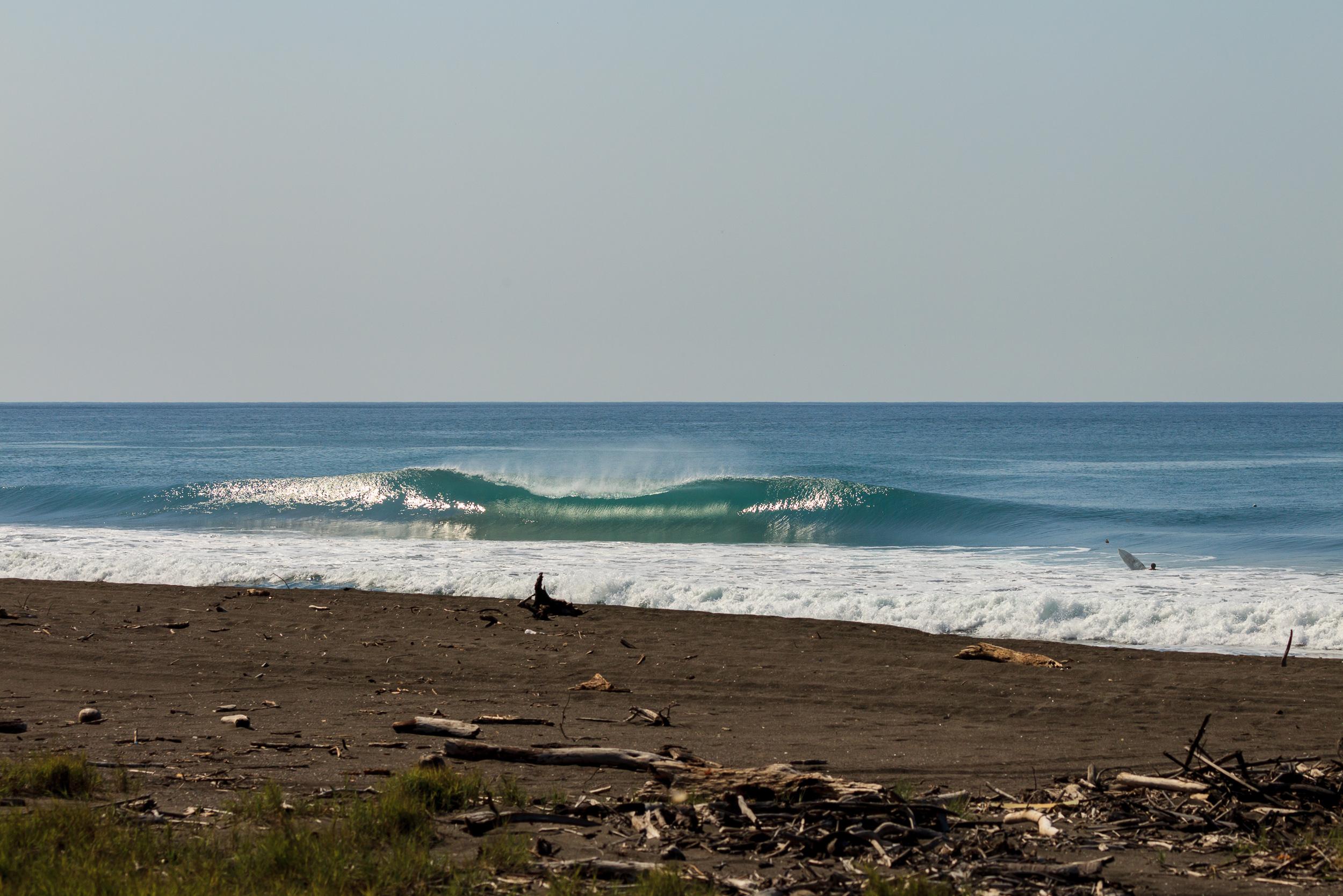Surf forecast for Mexico