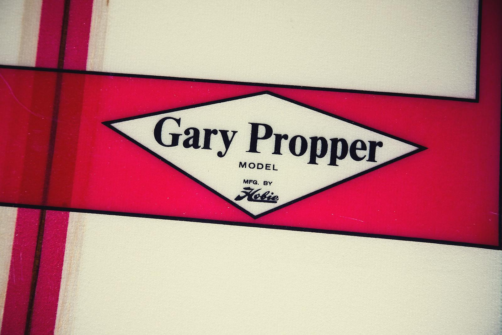 Gary Propper Surfboard Model by Hobie