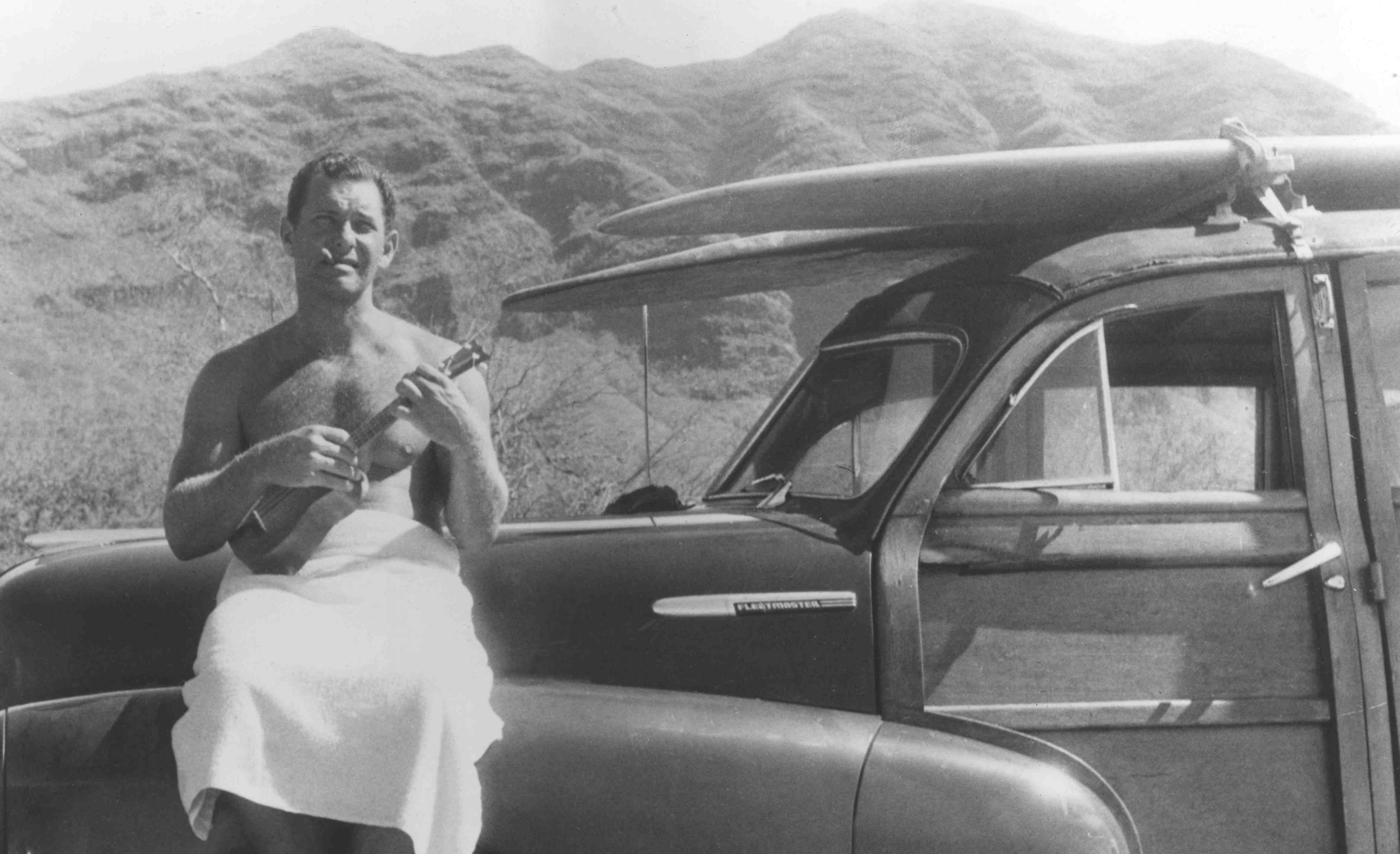 Born on the Road: Doc Paskowitz and the Rise of Surfing #VanLife