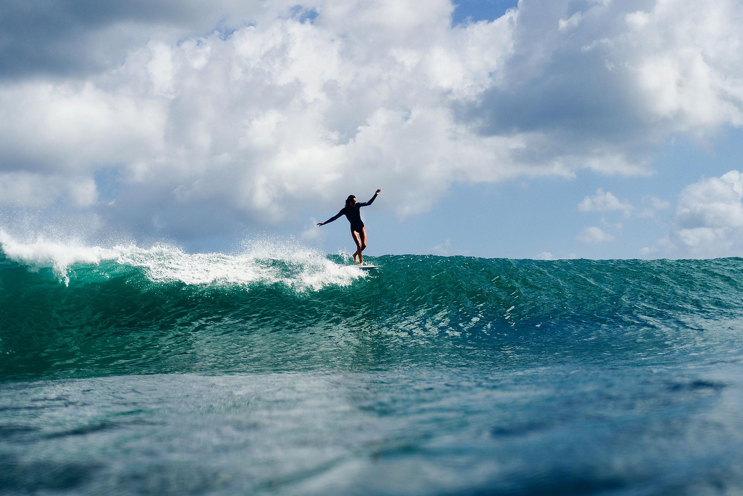 surf report zuma