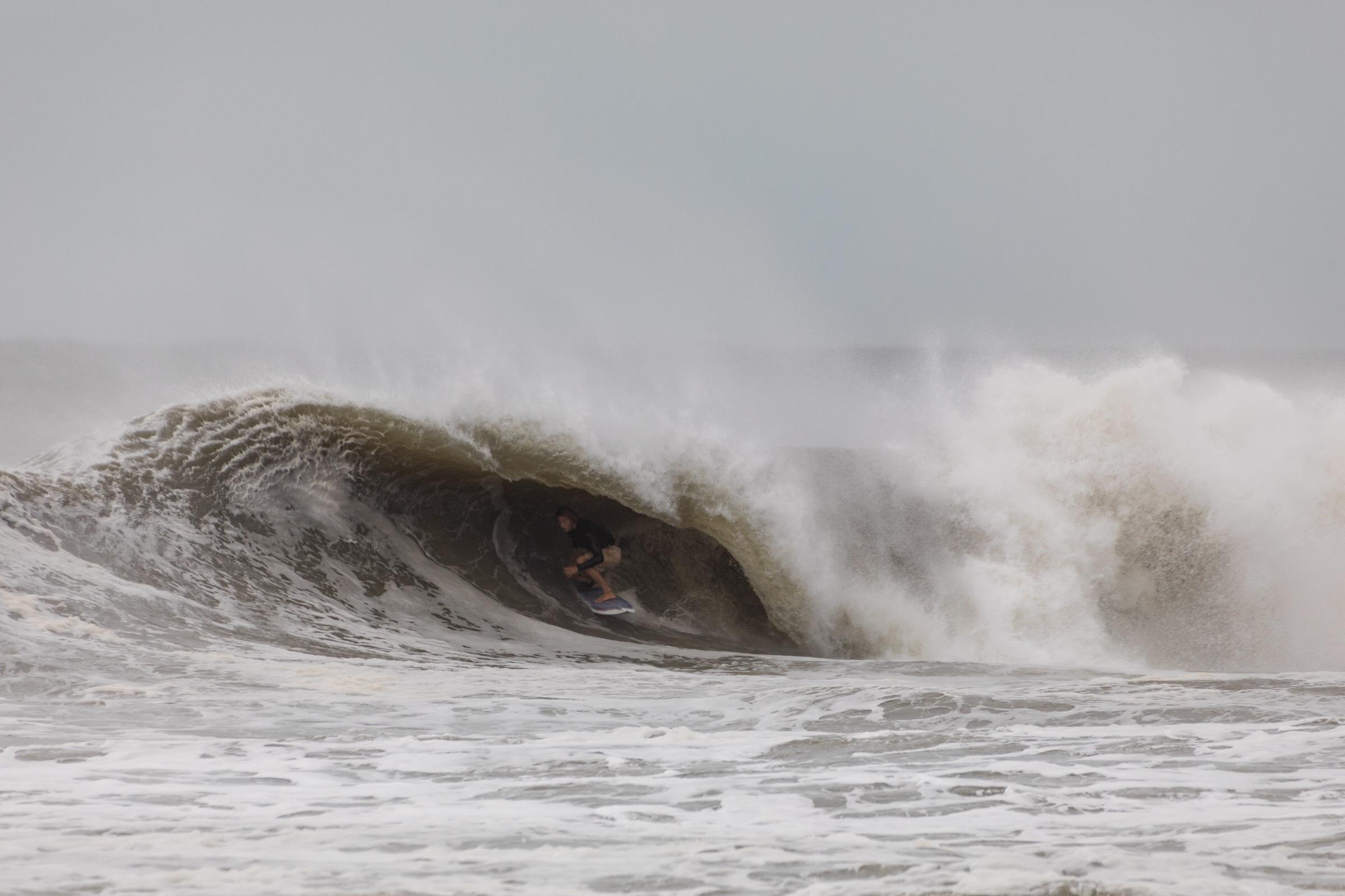 Hurricane Dorian - Surfline
