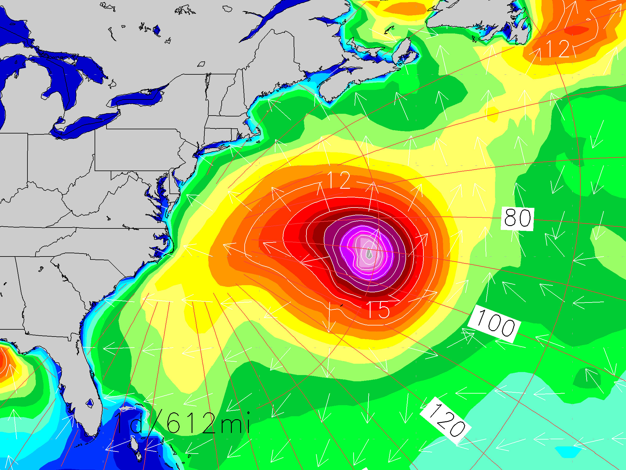 Hurricane Paulette Sends Solid Surf To The East Coast Caribbean Surfline