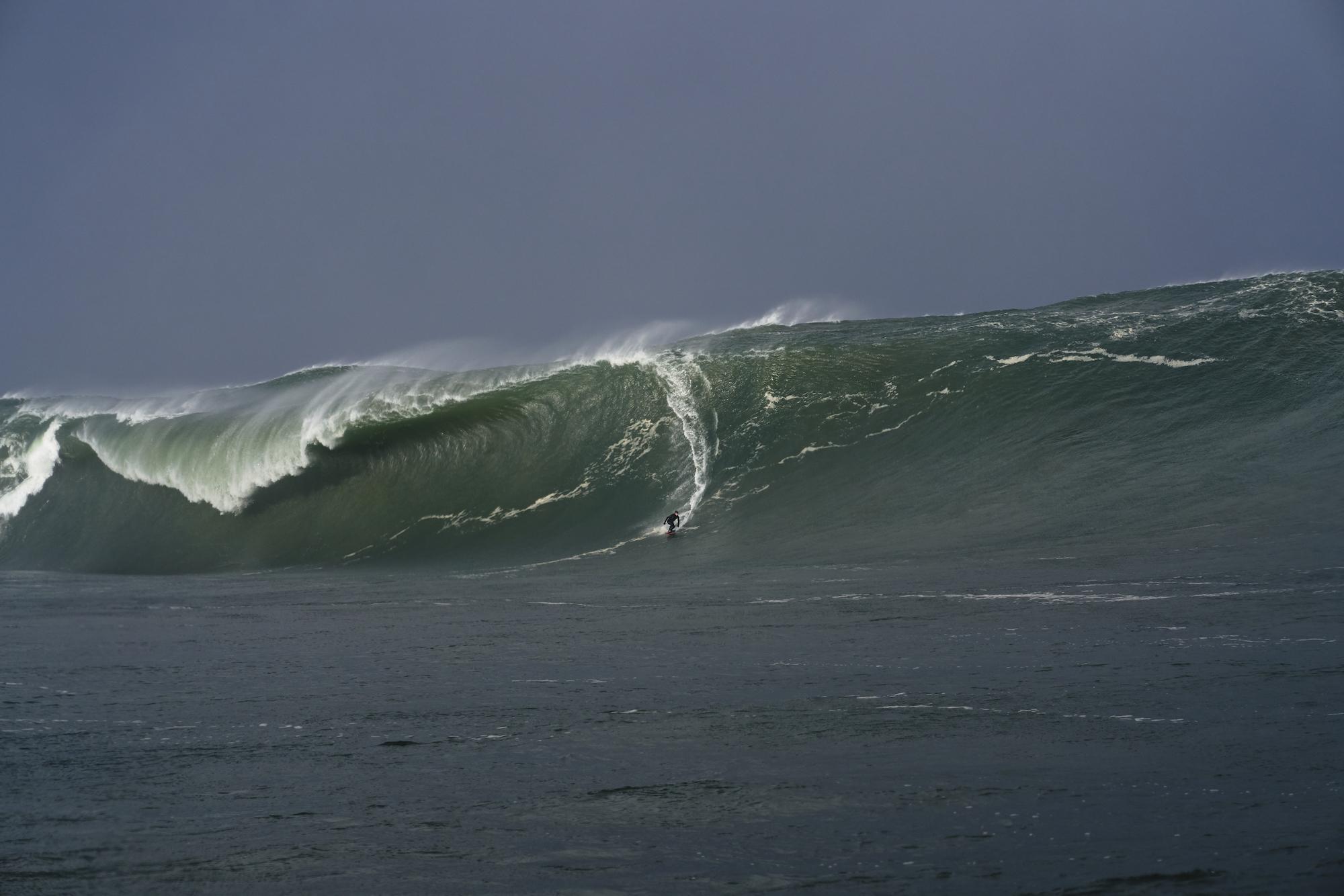 Watch Biggest Wave Ever Surfed In Ireland Surfline