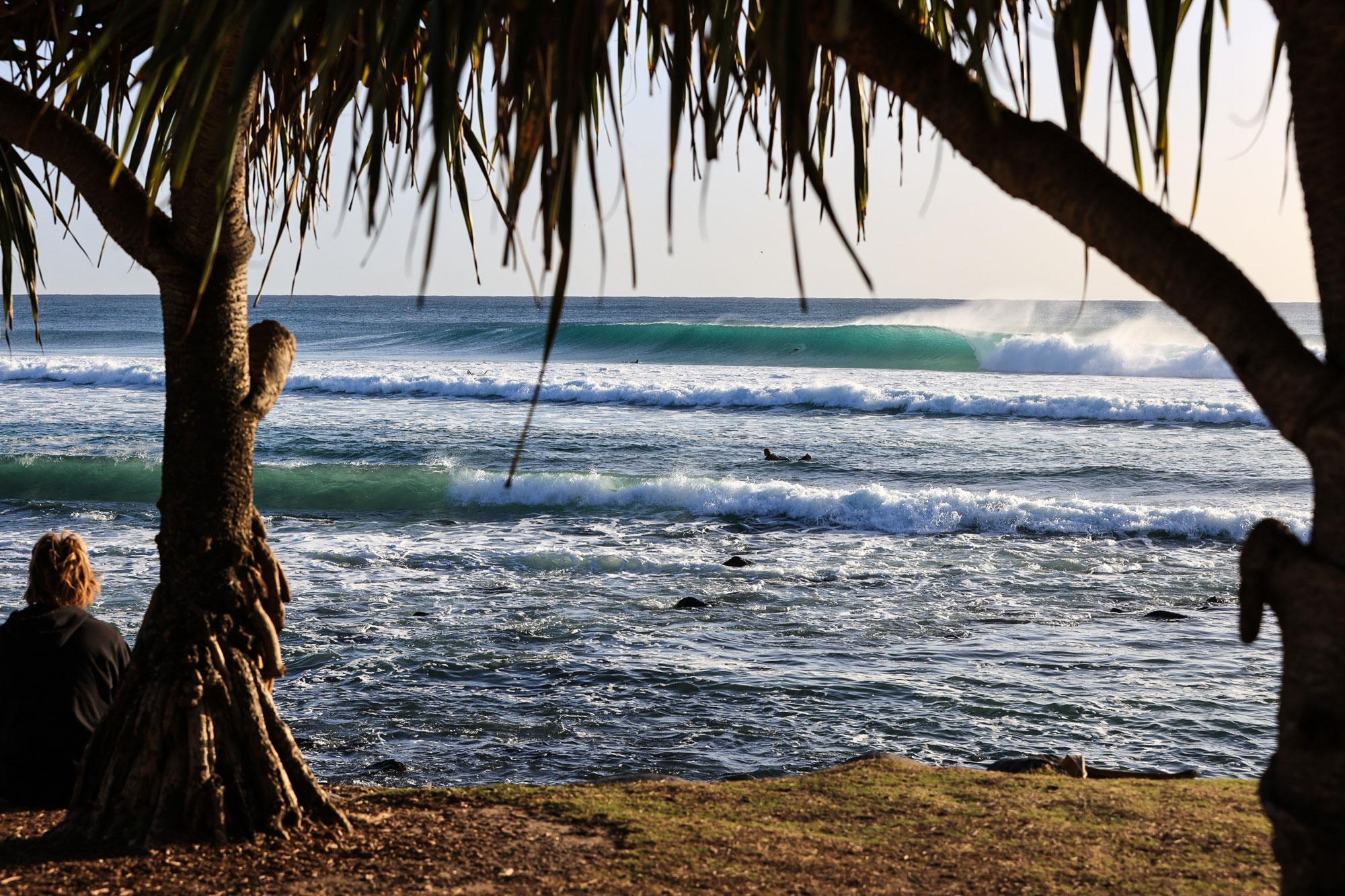 Good-Epic: Burleigh Heads, Tuesday September 7 - Surfline.com Surf News